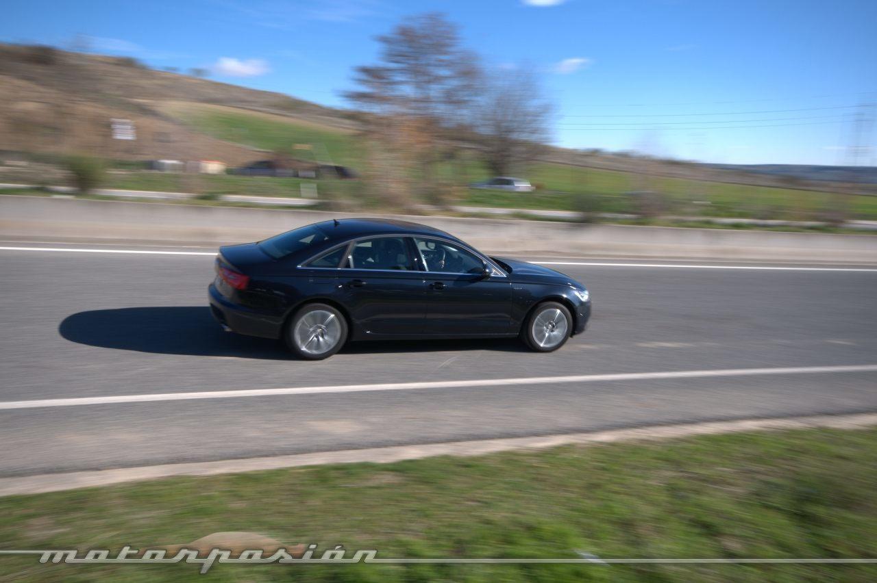 Foto de Audi A6 hybrid (prueba) (65/120)