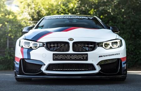 BMW M4 DTM Champion Edition por Manhart
