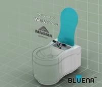Bluena: sanitario y bidé dos en uno