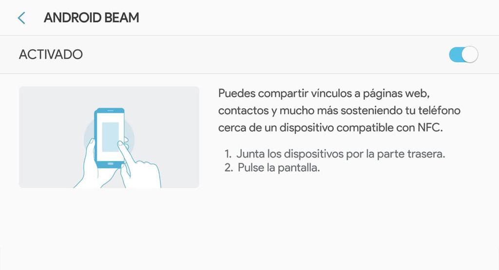 Google abandona el desarrollo de <strong>Android℗</strong> Beam, el envío de archivos por NFC «>     </p> <div class=