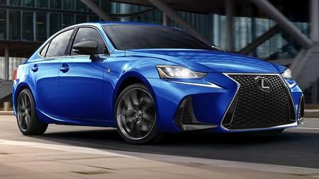 Lexus IS F Sport Blackline Edition 2020, solo 900 unidades cargadas de deportividad