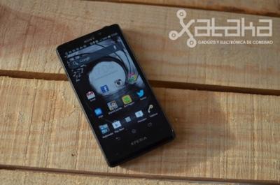 Sony Xperia T, análisis