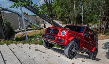 Mercedes-Benz Clase G 40º Aniversario: Stronger Than Time