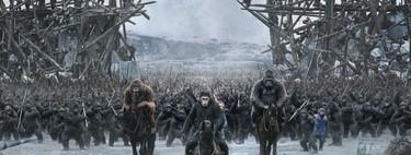 'La guerra del planeta de los simios' es alucinante, el cierre perfecto para la trilogía (crítica sin spoilers)