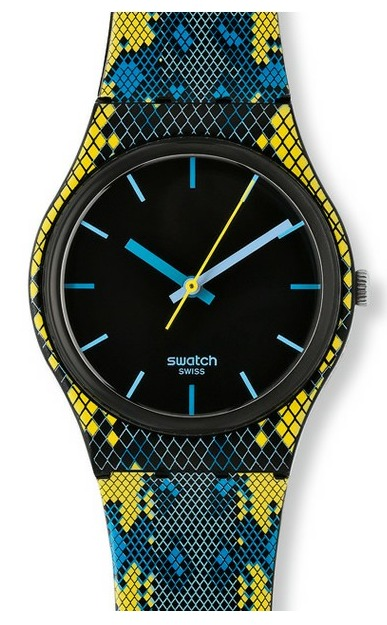 "Swatch Gent ""Reptile"""