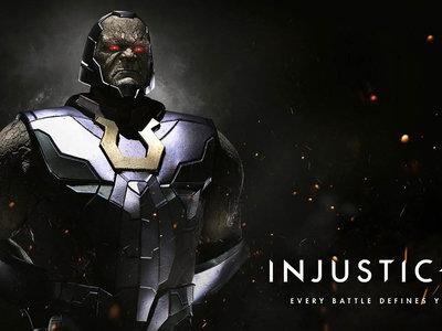 Darkseid deja claro quién es el jefazo en Injustice 2