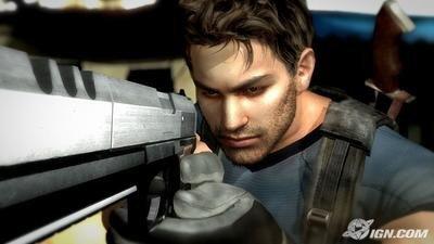 Nuevas imágenes del RE 5 para PS3