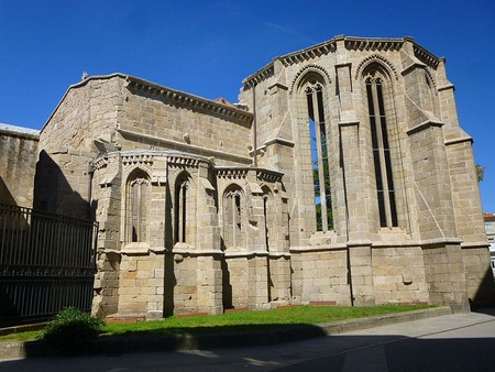 Pontevedra Convento De Santo Domingo 01