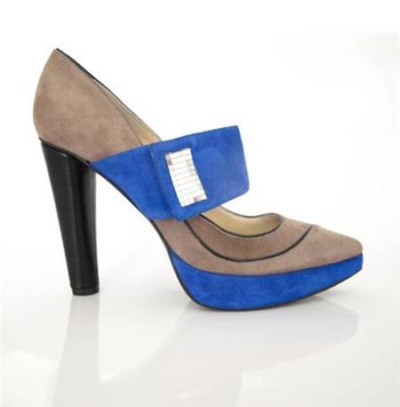 Colección de zapatos Lujuria Otoño-Invierno 09/10