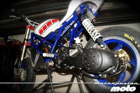 JJ Racing prototipo Rini