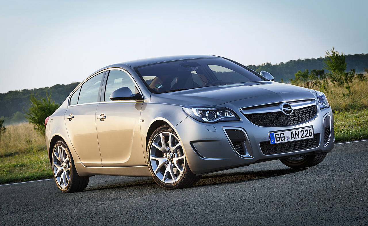 Opel Insignia Opc   2017 - 2018 Best Cars Reviews