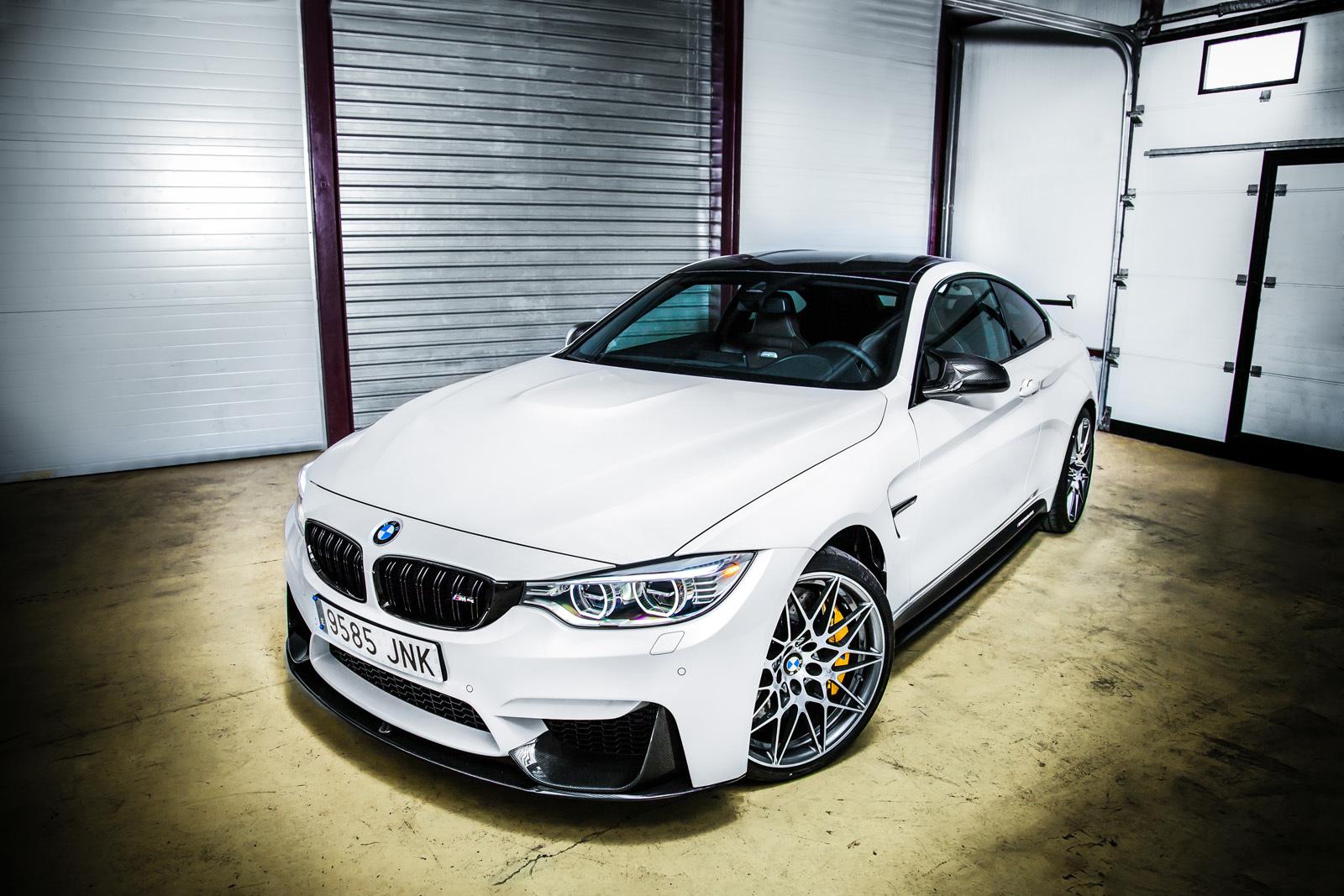 Foto de BMW M4 CS (4/60)