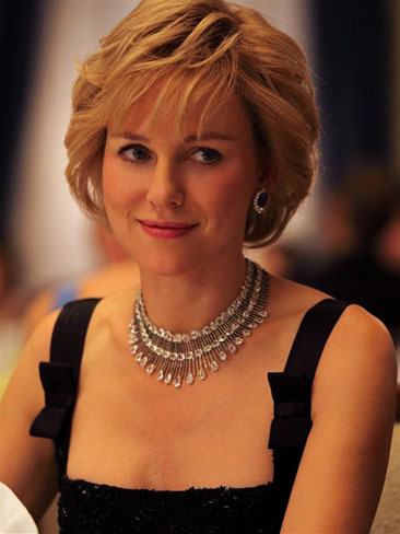 Naomi Watts as Lady Di
