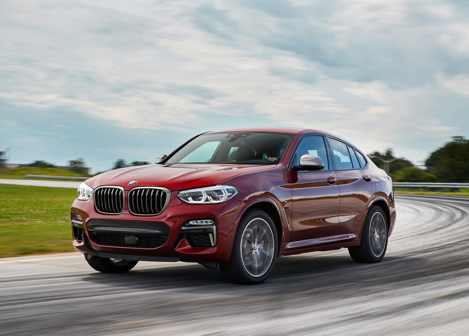 Foto de BMW X4 2019 (20/28)