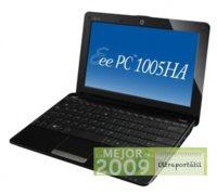 Asus Eee 1005HA, mejor ultraportátil de 2009