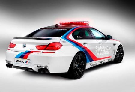 BMW M6 Gran Coupé Safety Car MotoGP