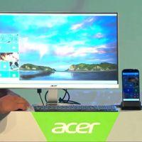 Acer Jade Primo se venderá con un dock de Continuum, teclado y mouse incluidos