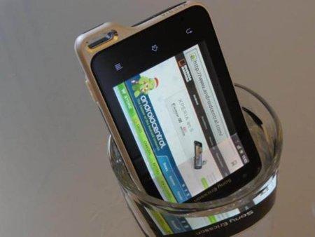 Sony Ericsson Xperia Active recibe la medalla de oro de los iF Desing Awards