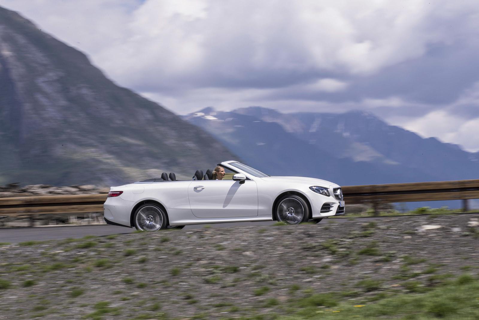 Foto de Mercedes-Benz Clase E Cabrio, toma de contacto (88/156)