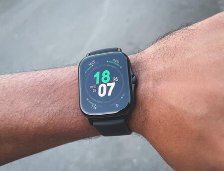 El Amazfit GTS 2 a mitad de precio en El Corte Inglés: un smartwatch al estilo Apple Watch con una semana de autonomía a 74 euros [AGOTADO]