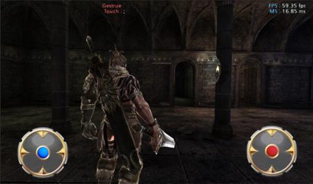 Codex The Warrior nos enseña el potencial de los nuevos Nvidia Tegra 4