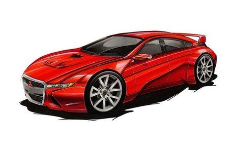 El Mitsubishi Evo XI será híbrido y lo veremos en 2014