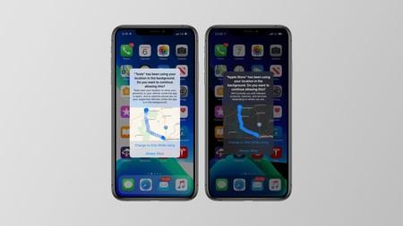 ubicación iOS 13