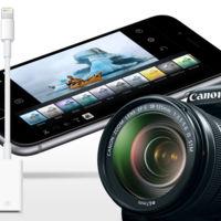 iOS 9.2 permite importar fotografías al iPhone directamente desde cámaras externas