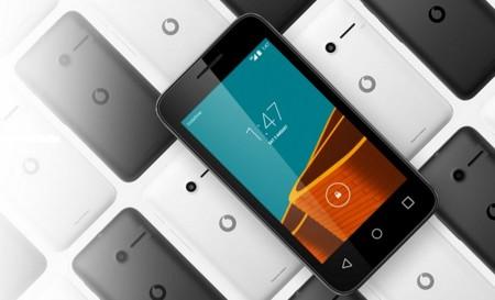 Vodafone Smart First 6, un nuevo Android asequible desde 34 euros