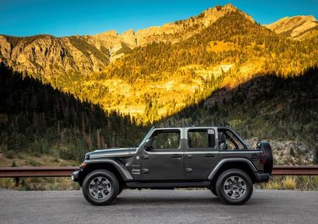 Jeep Wrangler Unlimited Sahara Etorque Mild Hybrid 2020