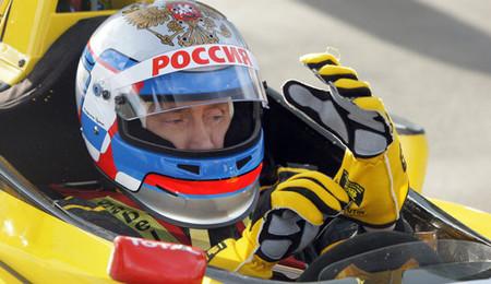 ¿Vladimir Putin, causa del retraso en el rescate de Sauber?