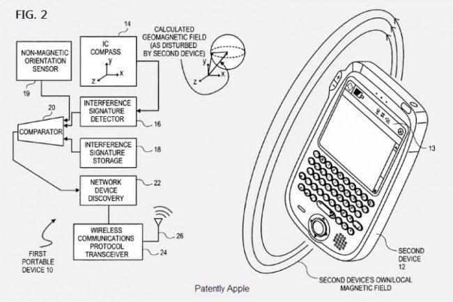 Apple patenta un nuevo sistema P2P