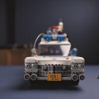 Los Cazafantasmas llegan a LEGO con el Ecto-1, muy pronto disponible en México