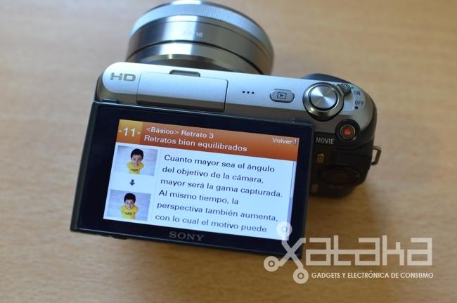 Foto de Sony NEX C3 análisis (5/16)