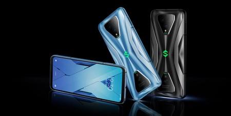 Black Shark 3S, una tímida renovación para un móvil potente, con 12 GB de RAM y carga de 65 W