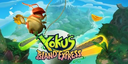 Yoku's Island Express está gratis para descargar en la Epic Games Store: añádelo a tu biblioteca y te lo quedas para siempre