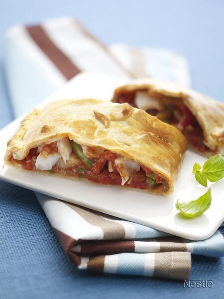 Empanada De Bacalao Ajoarriero