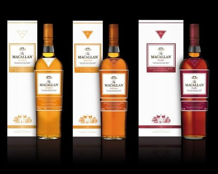 The Macallan y su innovadora gama de whisky The 1824 Series, perfecta para el Día del Padre