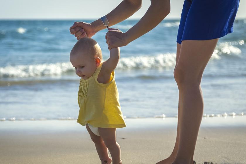 Mi hija camina en puntas de pie