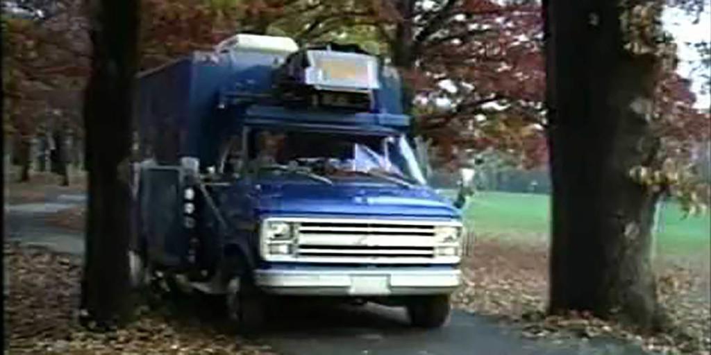 Chevrolet Conduccion Autonoma 1986