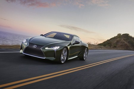 Lexus Lc 2021 2