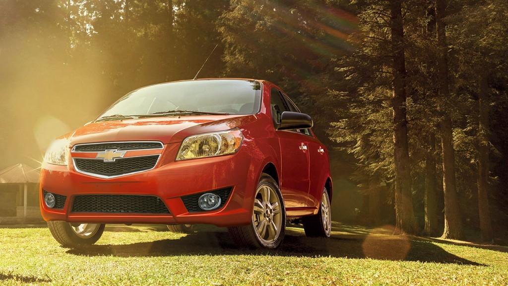 Chevrolet Aveo 2017 Precios Versiones Y Equipamiento En Mxico