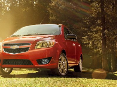 El Chevrolet Aveo estrena facelift en México, y ahora lleva ABS y airbags de serie (en dos versiones)