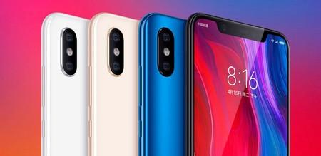 Versiones y precios del Xiaomi Mi 8