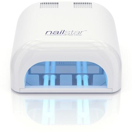 Oferta flash en la lámpara NailStar 36W UV Profesional: hasta medianoche cuesta 20,99 euros en Amazon