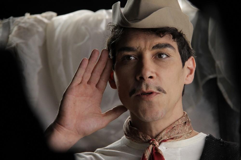 Cantinflas Oscar Jaenada