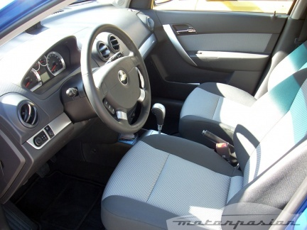 Chevrolet Aveo 5p