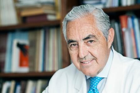 Doctor Antonio de la Fuente, cirujano de la reina Letizia