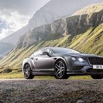 Con 710 CV y 1.017 Nm, el nuevo Continental GT Supersports es el Bentley más potente de la historia