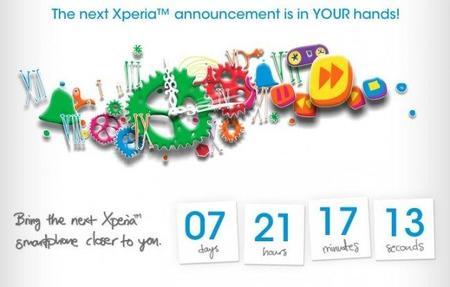 Sony prepara la presentación de un nuevo Xperia